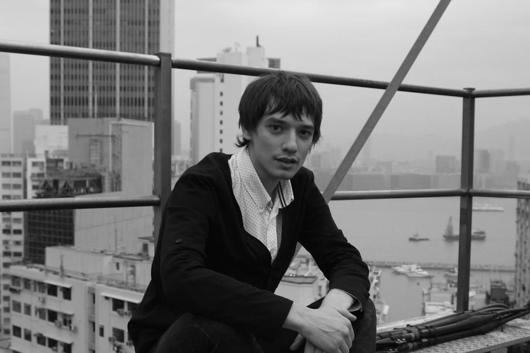 Ivan Kuryachiy BW
