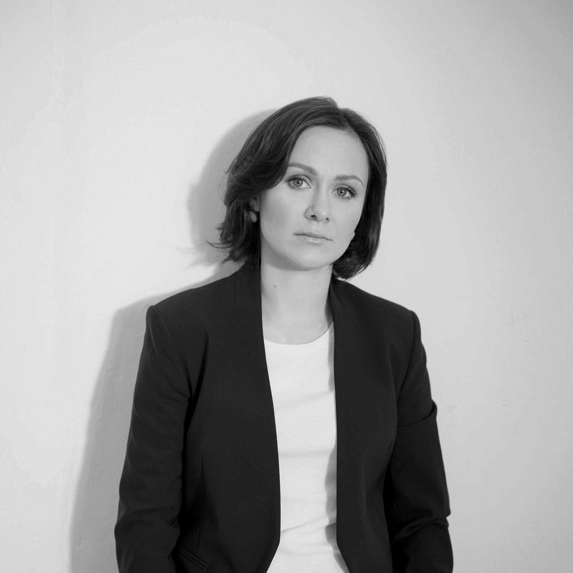 Varvara Melnikova BW